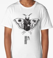 Moth Long T-Shirt