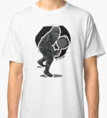 Ninja with a pan Classic T-Shirt