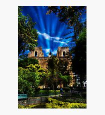 Cuenca Is Blessed Photographic Print