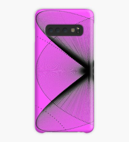 Lissajous XXIV Case/Skin for Samsung Galaxy