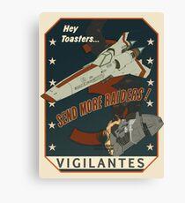Vigilantes Canvas Print