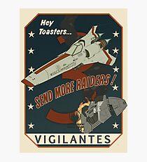 Vigilantes Photographic Print