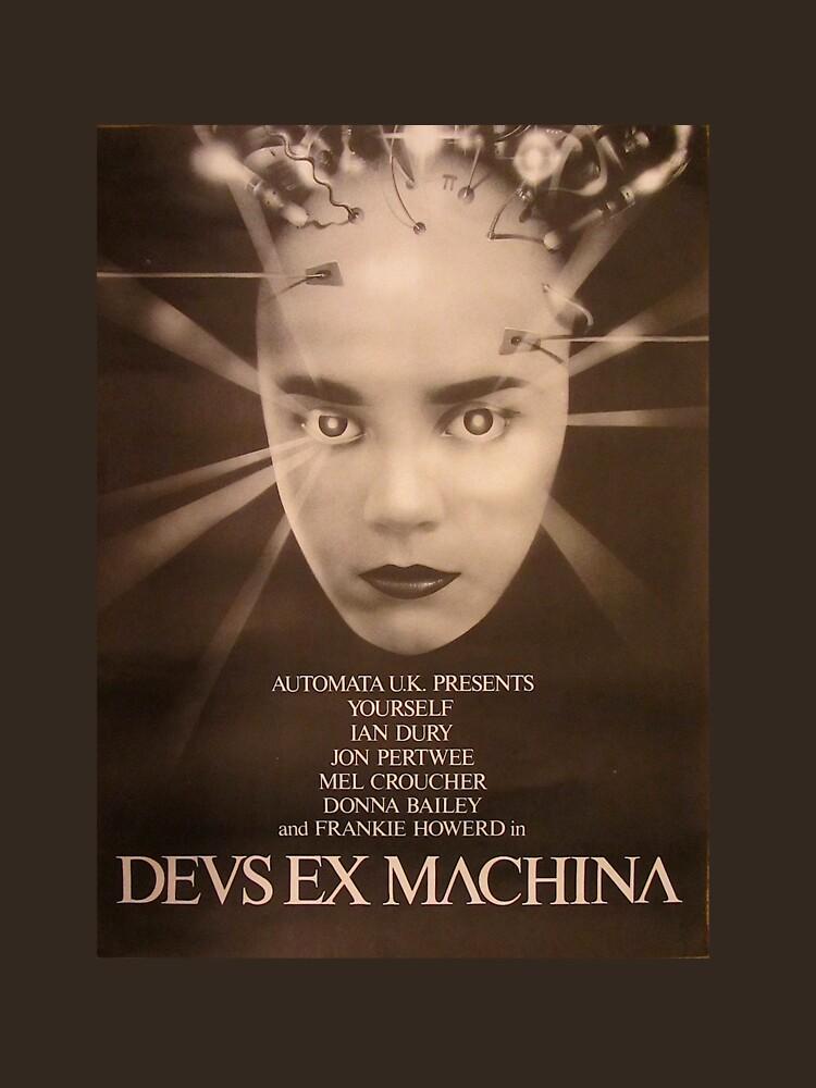 Deus Ex Machina by melcroucher