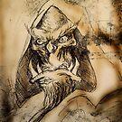 Fantasy Orc Necromancer by Extreme-Fantasy
