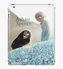 Asha and the Spiritz - Asha and Naani iPad Case/Skin