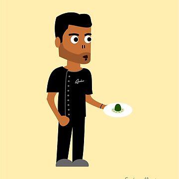 Champion chef by kikemontes