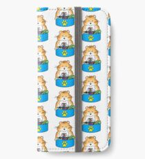 Iodine The Hungry Hamster | Phone Wallet iPhone Wallet