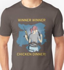 Winner Winner Chicken Dinner! T-Shirt