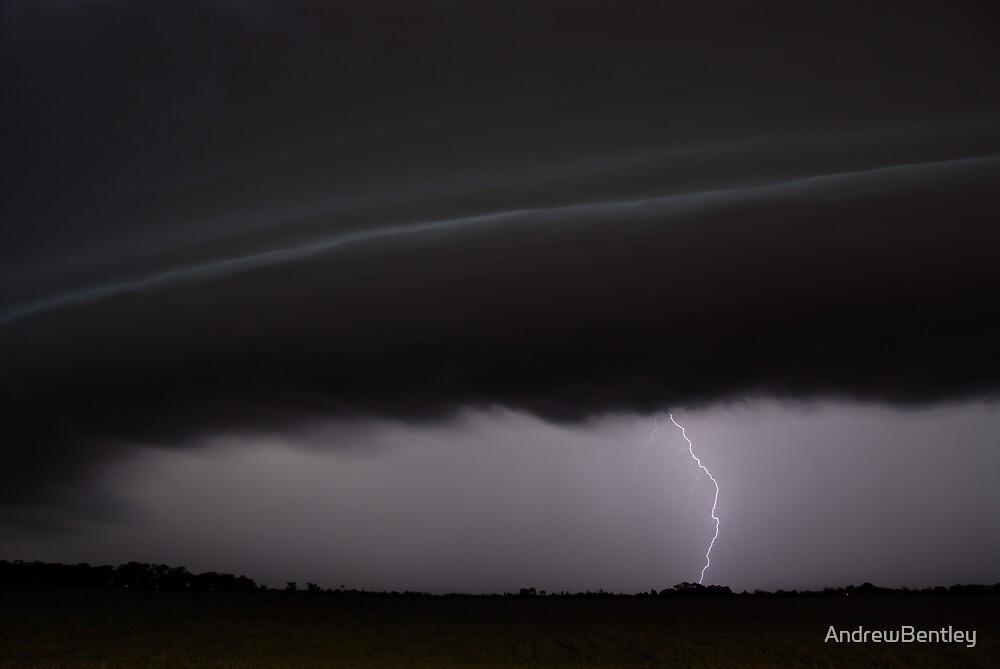 Lightning 022 by AndrewBentley