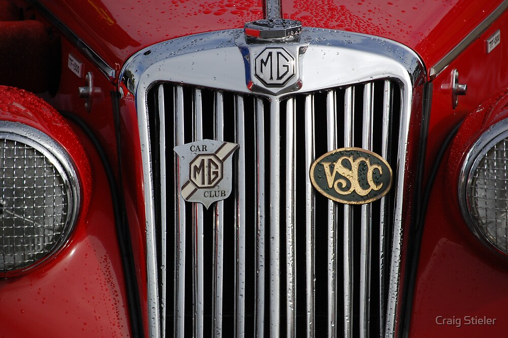 Classic MG by Craig Stieler