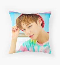 park jihoon - to be one Throw Pillow