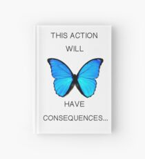 This action will have consequences... Life is Strange  Hardcover Journal