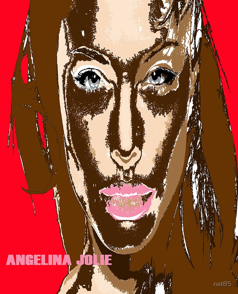 angelina jolie by nat85