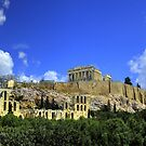 A visit to the Greek Gods  by John44
