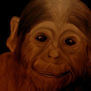 You Little Monkey by Jules11