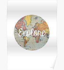 explore... Poster