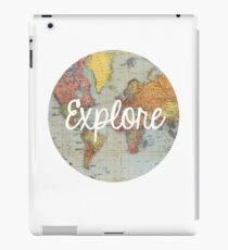 explore... iPad Case/Skin