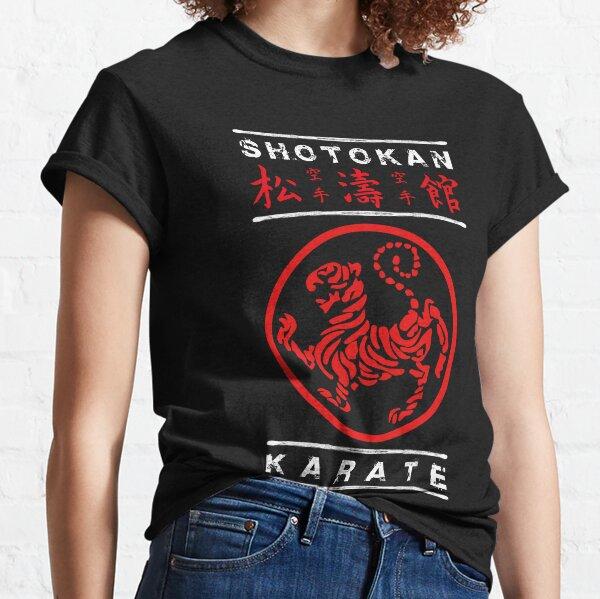 Shotokan Karate (white text) Classic T-Shirt