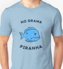 No Drama Piranha T-Shirt