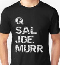 Impraktische Joker | Q & Sal & Joe & Murr Slim Fit T-Shirt