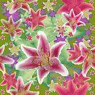 Stargazer Lily by theminx1