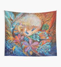 The Walls Of Safed Wall Tapestry