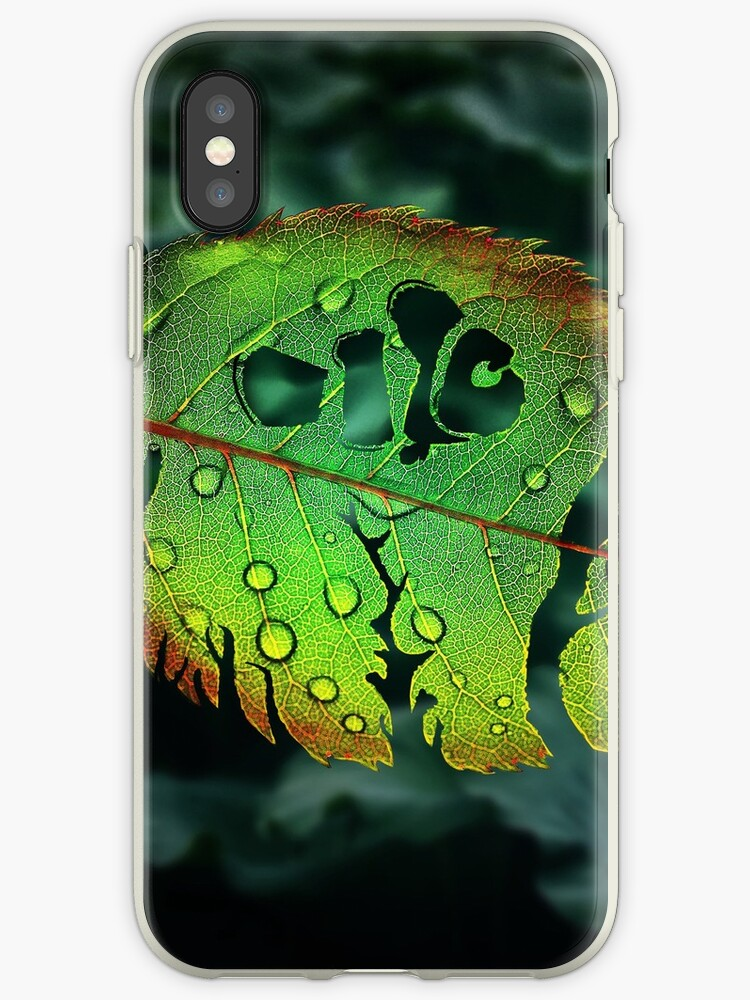 size 40 62daa 91e12 'phish' iPhone Case by etchlings