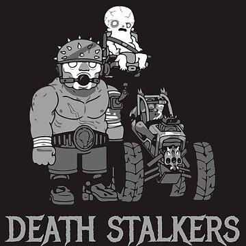 Rick and Morty Death Stalkers / Deathstalkers by adventuretimes