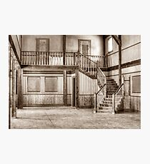 WCTH - Saloon Photographic Print