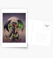 BLACKBERRY DRAGON Postcards