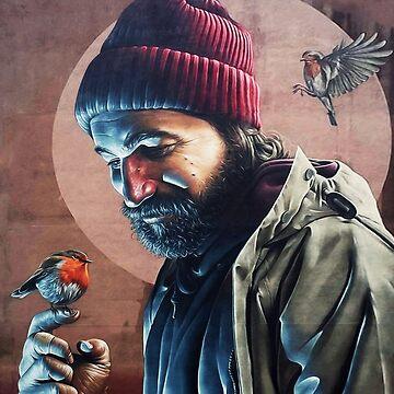 Birdman by Grundelboy