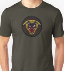 Yellow Cougar Unisex T-Shirt