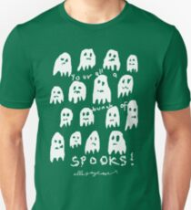 'Bunch of Spooks' Unisex T-Shirt