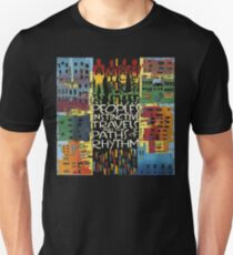 Tribe Called Quest - Peoples Instinctive Travels and The Paths of Rhythms T-Shirt