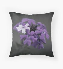 Take Courage - Be Different Throw Pillow