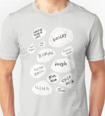 'The White Album' Unisex T-Shirt