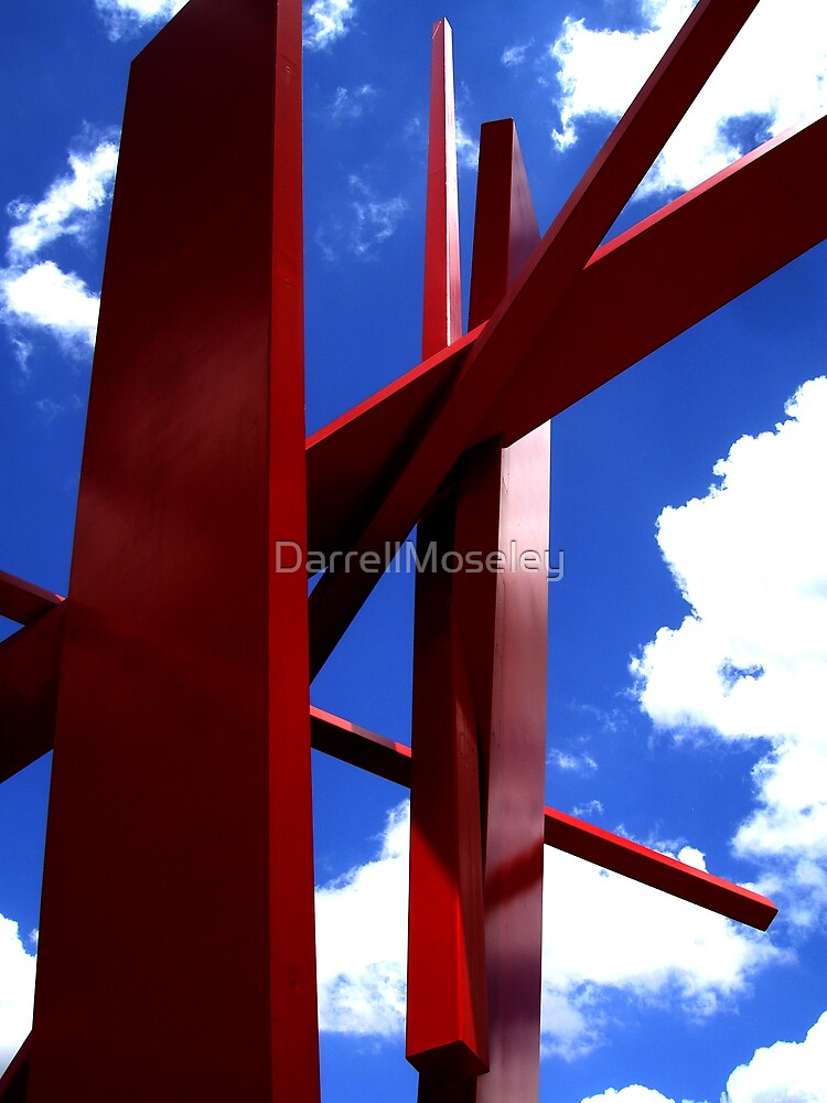 RED, WHITE, AND BLUE! by DarrellMoseley