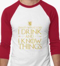 I Know Things T-Shirt