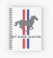 Stang Gang Spiral Notebook