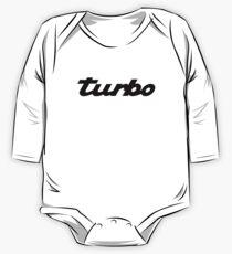 Porsche Turbo One Piece - Long Sleeve