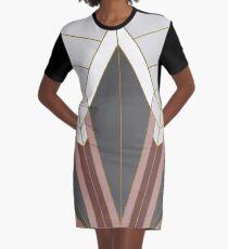 ART DECO G1 Graphic T-Shirt Dress