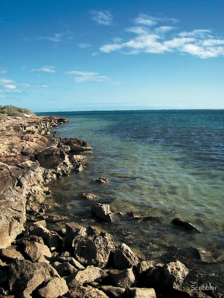 Cape range Western Australia by Scribbler