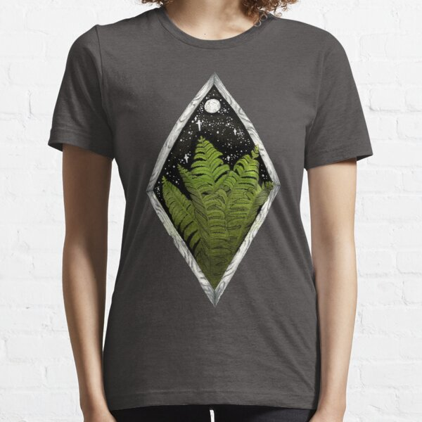 Ferns and the Moon Essential T-Shirt