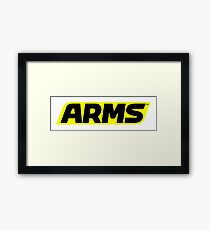 ARMS (video game) Framed Print