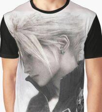 Final Fantasy Cloud Graphic T-Shirt