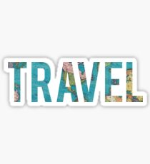 travel world map Sticker