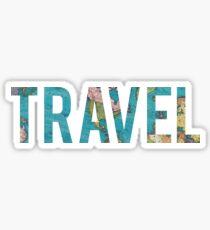 travel world map Sticker