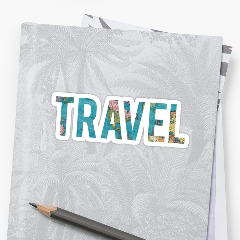 travel world map by cgidesign