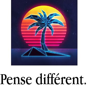 Vaporwave Think Different by josselinco