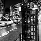 Tokyo tardis - Tokyo, Japan by Norman Repacholi